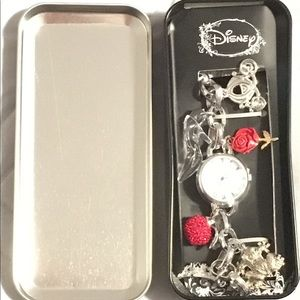 Disney Princess Charm Watch Bracelet, NWT